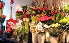 Florist, Giftware