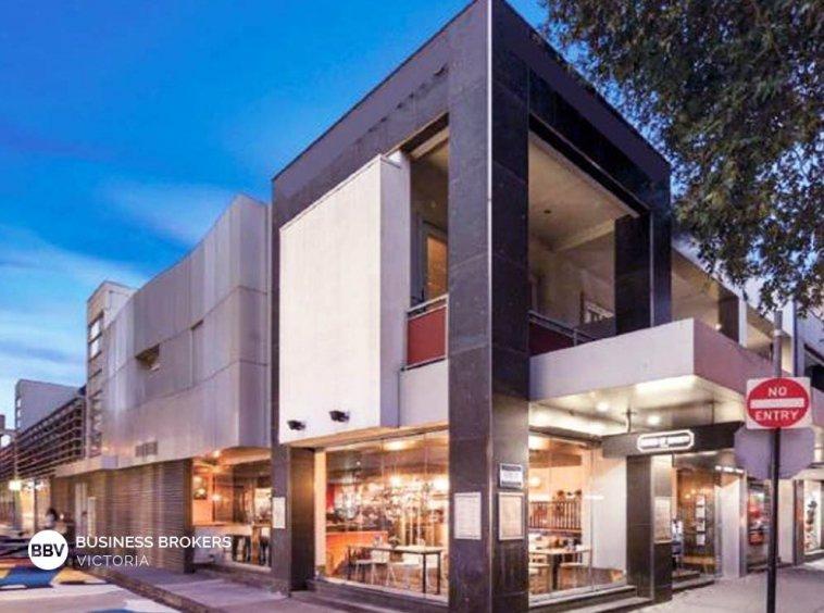 Bar & Restaurant City of Melbourne