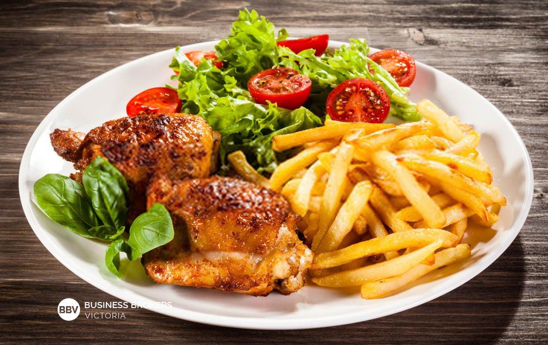 Chicken N Chips