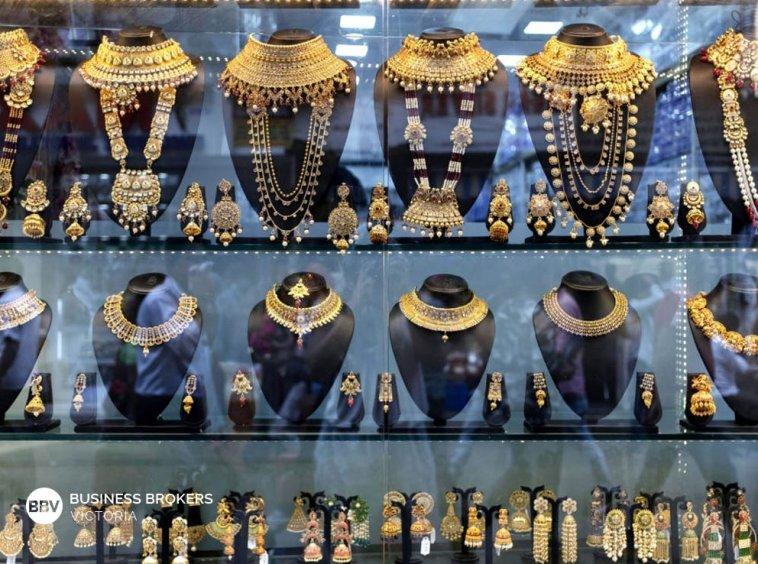 Jewellery Kiosk
