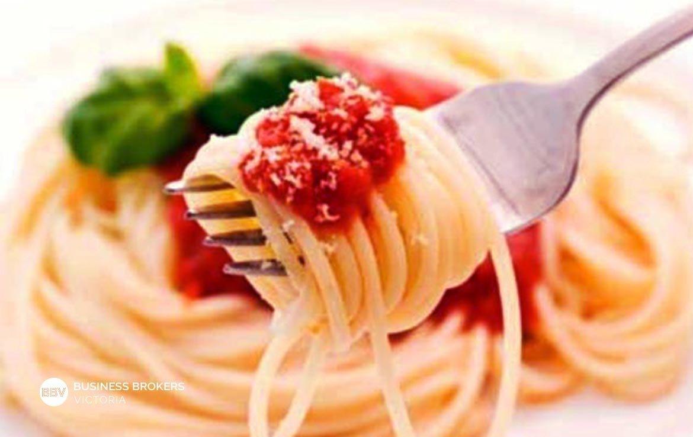 Italian restaurant for sale in Brunswick
