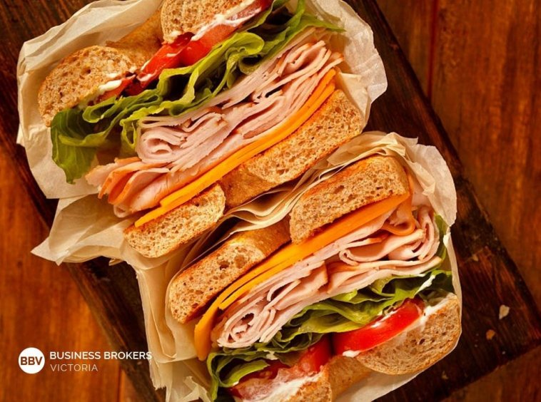 Salad, Sandwich Bar business