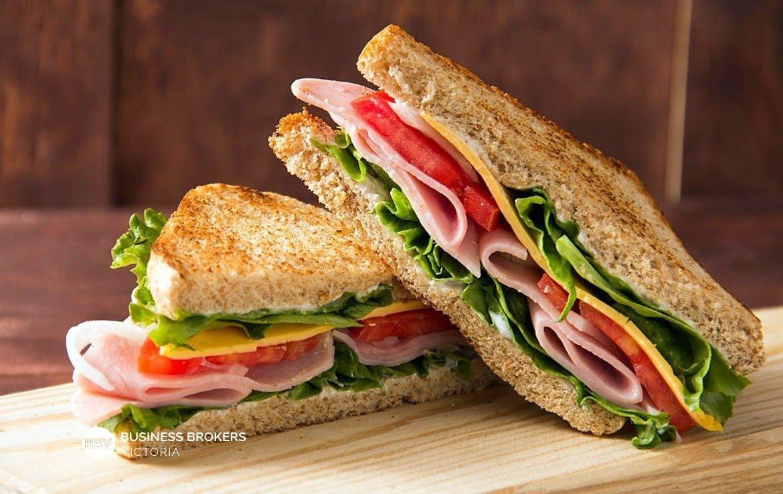 Salad, Sandwich Bar Burwood East