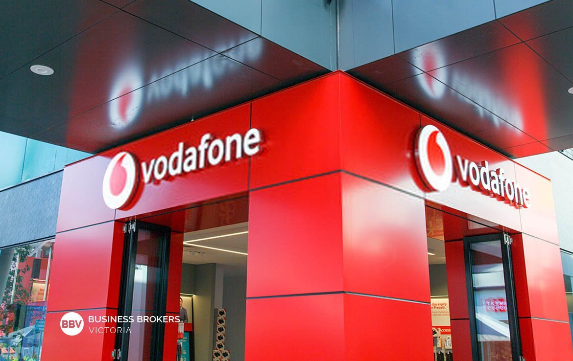 Vodafone franchise Gladstone Park Shopping Centre