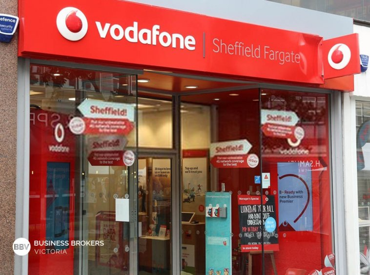 Vodafone Westfield East Melbourne