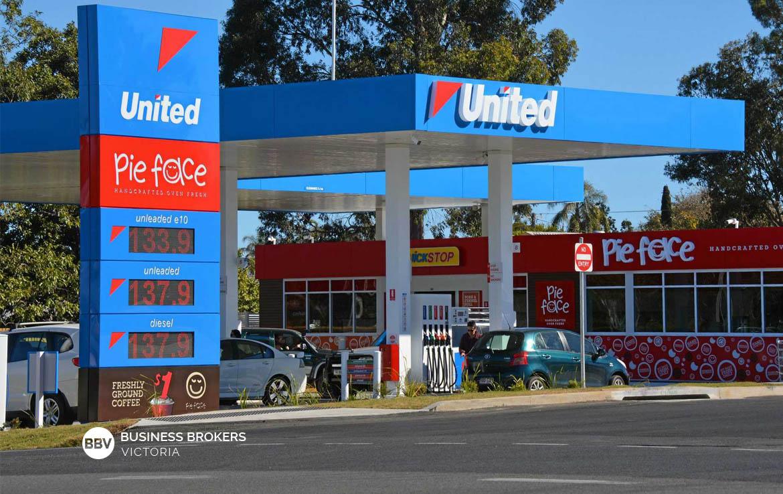 United Service Station Franchise for Sale