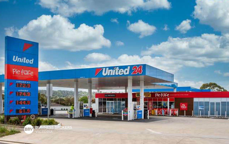 United Petroleum Franchise Business for sale