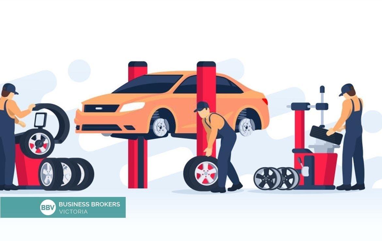 Auto mechanic workshop service business for sale