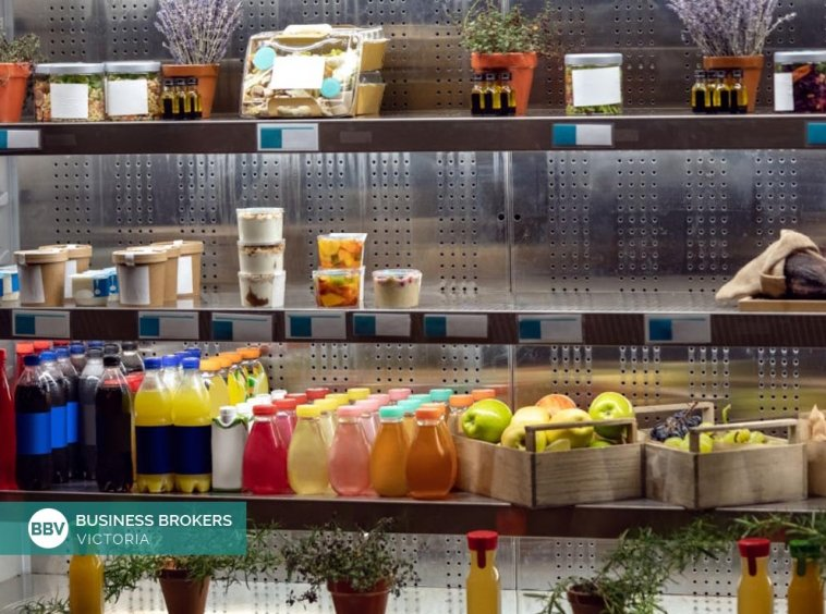 cafe and fruits business for sale