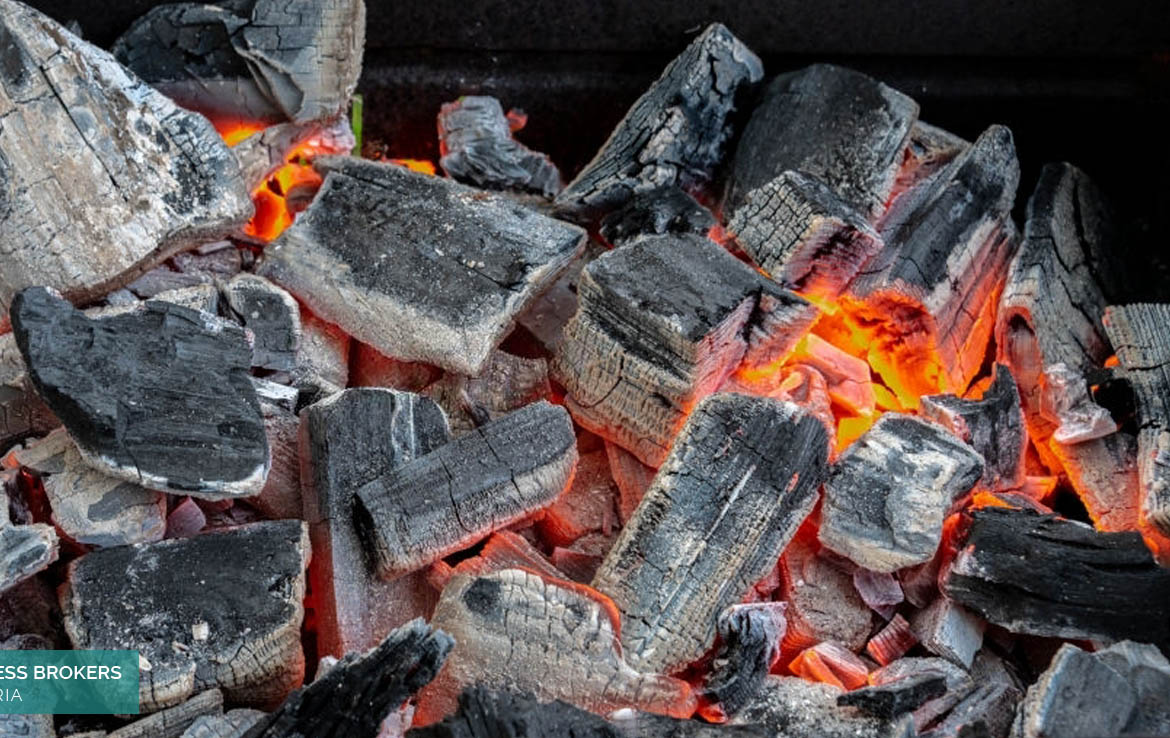 Charcoal business for sale