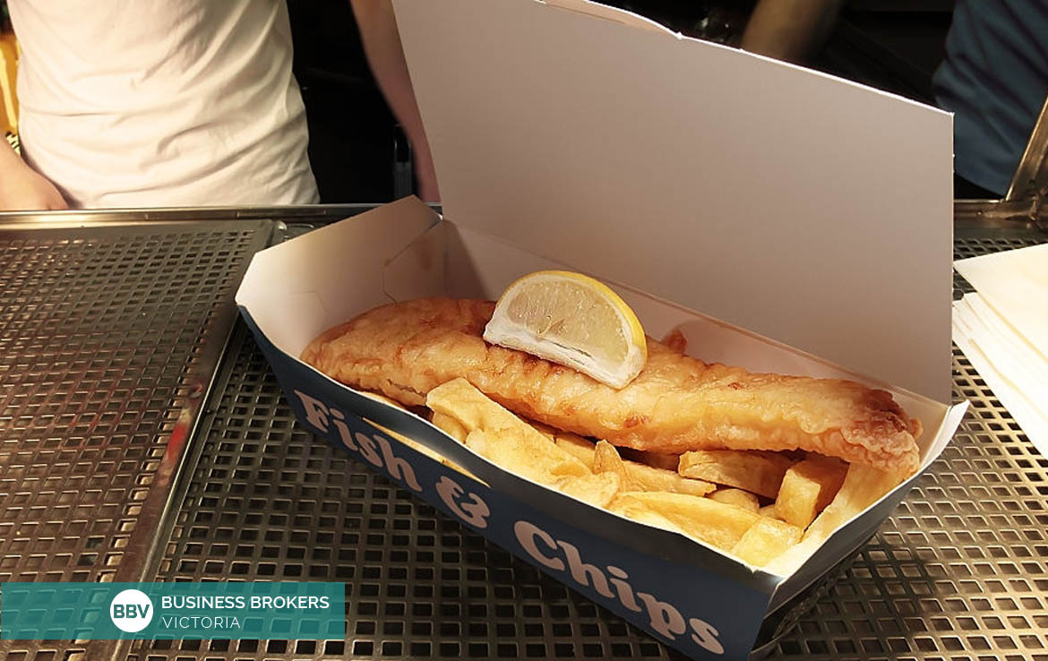 Fish and chips business