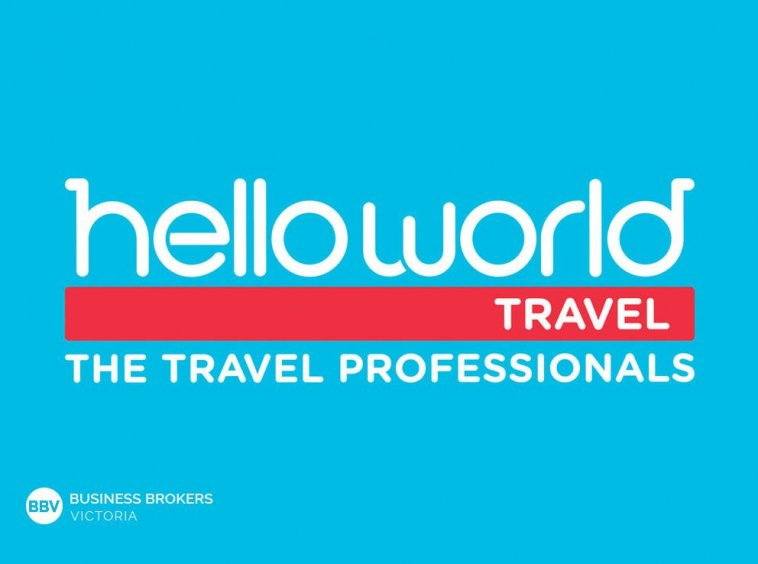 Helloworld franchise business for sale