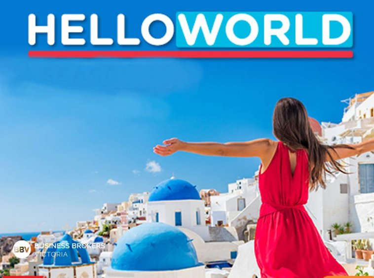 Hellowrold Travel Franchise for Sale