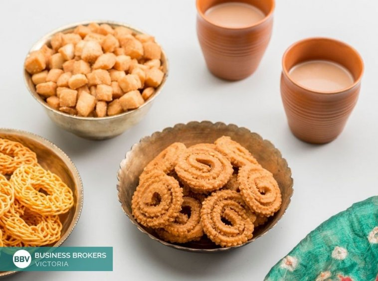Indian sweets and cafe
