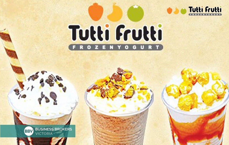 Tutti Frutti franchise business for sale